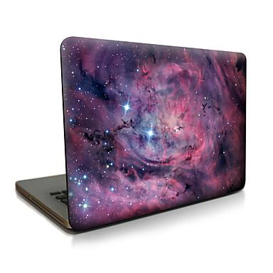 Dla macbook air 11 13 / pro13 15 / pro z siatkówką 13 15 / macbook12 rozgwieżdżone niebo opisuje laptop typu apple