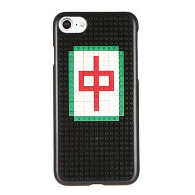 Için Temalı Kendin-Yap Pouzdro Arka Kılıf Pouzdro Kelime / Cümle Sert PC için AppleiPhone 7 Plus iPhone 7 iPhone 6s Plus iPhone 6 Plus