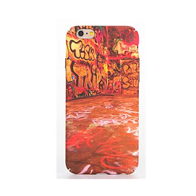 Etui Käyttötarkoitus Apple iPhone 7 Plus iPhone 7 Hehkuu pimeässä Kuvio Koristeltu Takakuori Punk Pehmeä TPU varten iPhone 7 Plus iPhone
