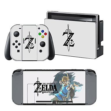 B-SKIN 任天堂 Switch/NS Naklejka/skórka na Przełącznik Nintendo Przenośny/a Zabawne #