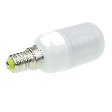 SENCART 3W 3000-3500/6000-6500 lm E14 LED Globe Bulbs 40 leds SMD 5630 Decorative Warm White Cold White AC 220-240V