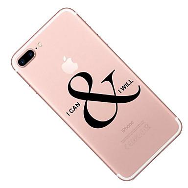 Transparente iPhone Per Apple Morbido famose 8 X 8 Custodia disegno X 05752723 retro Frasi iPhone iPhone 8 Plus iPhone Per iPhone TPU per Fantasia 1qOzY