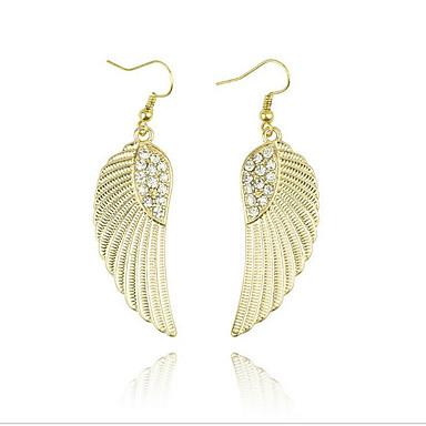 Γυναικεία Κρεμαστά Σκουλαρίκια Κοσμήματα Βίντατζ Κράμα Φτερά / Φτερό Κοσμήματα Πάρτι Καθημερινά Causal Κοστούμια Κοσμήματα