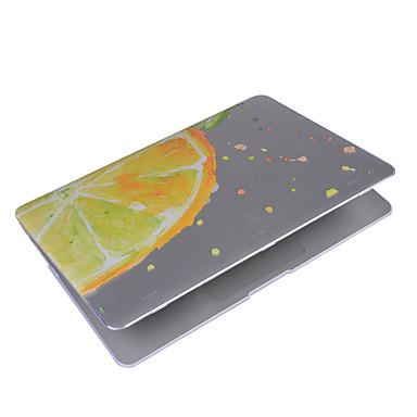 MacBook Kotelo varten Öljymaalaus Muovi MacBook Air 13-tuumainen MacBook Pro 13-tuumainen MacBook Air 11-tuumainen MacBook Pro