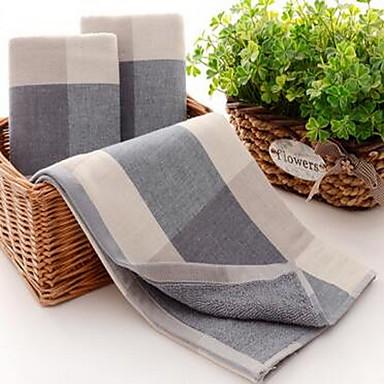 Umyć Ręcznik,Przędza barwiona Wysoka jakość 100% Cotton Ręcznik