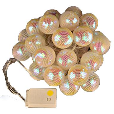 5W Dizili Işıklar <5V 4m 20 led Sıcak Beyaz RGB