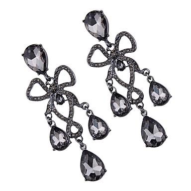 Damskie Kolczyki na sztyft Biżuteria Modny Bohemia Style euroamerykańskiej Kamień szlachetny Biżuteria Biżuteria Na Ślub Impreza