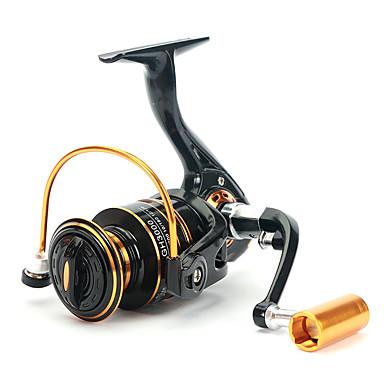 Fishing Reels بكرة دوارة 5.2:1 13 الكرة كراسى أيمن الصيد العام-GH4000