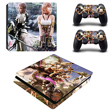 B-SKIN PS4 slim Acțibild pentru PS4 Slim Novelty #