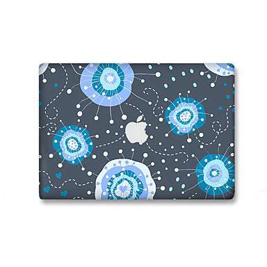 1 parça Deri Etiket için Çizilmeye Dayanıklı Karton Tema Karanlıkta Parlayan PVC MacBook Pro 15'' with Retina MacBook Pro 15'' MacBook
