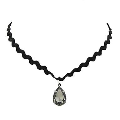 Γυναικεία Σχήμα Βασικό Κολιέ Τσόκερ Δαντέλα Κολιέ Τσόκερ Causal Κοστούμια Κοσμήματα