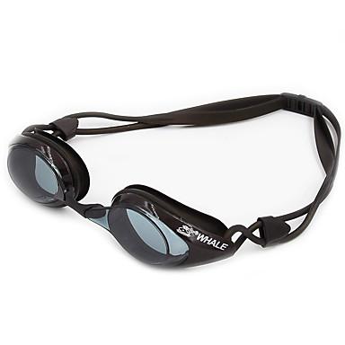 înot ochelari de protecție Gel siliciu PC Roz Gri Deschis Argintiu Gri Deschis Verde Deschis Roz Deschis Albastru Deschis