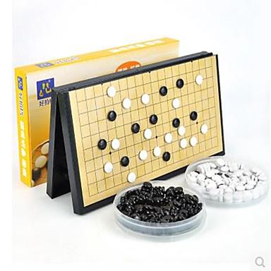 ألعاب الطاولة لعبة الشطرنج ألعاب مغناطيس دائري بلاستيك قطع غير محدد هدية