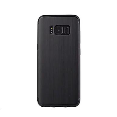 غطاء من أجل Samsung Galaxy S8 Plus S8 مثلج غطاء خلفي لون الصلبة ناعم TPU إلى S8 Plus S8