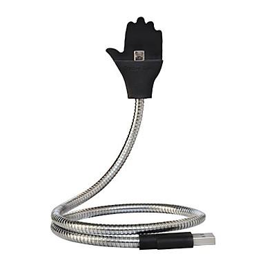 Büro Araba Evrensel Cep Telefonu Mount standı tutucu Adaptörlü Stant Ayarlanabilir ayaklık Evrensel Cep Telefonu ABS Tutacak