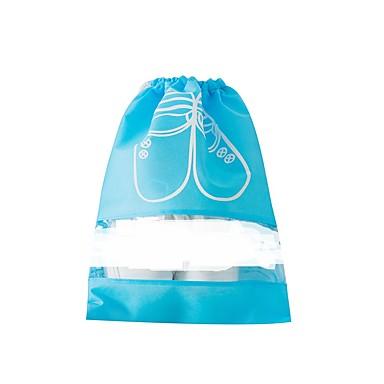 Geantă de Pantofi Călătorie Organizator Bagaj de Călătorie Portabil Gros Depozitare Călătorie pentru Încălțăminte Haine Nailon / Călătorie