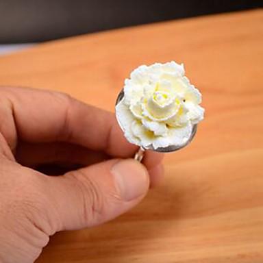 Koristeluväline Cupcake Kakku Ruostumaton teräs Syntymäpäivä