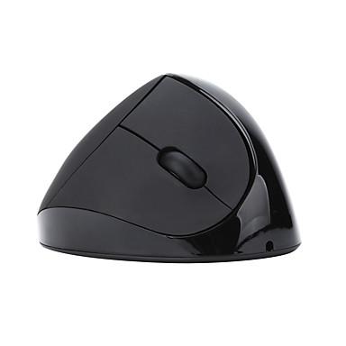 E23 sănătos mouse-ul ergonomic vertical fără fir 2.4GHz reîncărcabilă