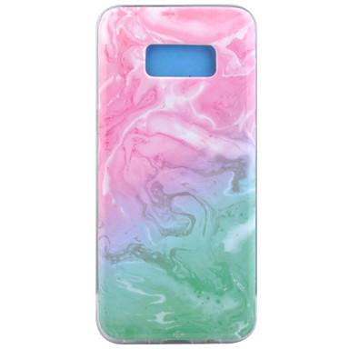 Kılıf Na Samsung Galaxy S8 S7 edge IMD Wzór Etui na tył Marmur Miękkie TPU na S8 S7 edge S7 S6 edge S6 S5 S4 S3