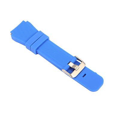 voordelige Horlogebandjes voor Samsung-Horlogeband voor Gear S3 Frontier Gear S3 Classic Samsung Galaxy Sportband Klassieke gesp Metaal PU Polsband