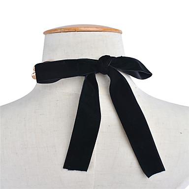 Damskie Inne Spersonalizowane Unikalny euroamerykańskiej Modny Naszyjniki choker Biżuteria Stop Naszyjniki choker , Impreza Specjalne