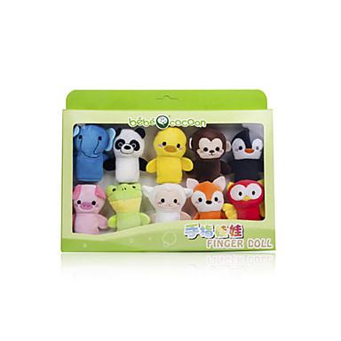 Oyuncak Bebekler Oyuncaklar Fil Hayvan Tatlı Çocukların Çocuklar için 1 Parçalar