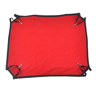 Γάτα Σκύλος Κρεβάτια Κατοικίδια Κουβέρτες Φορητό Πτυσσόμενο Αναπνέει Moale Κίτρινο Κόκκινο Ροζ Για κατοικίδια