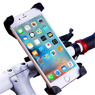 economico Sostegni e supporti per cellulari-Moto / Bicicletta / All'aperto Universale / Cellulare Montare il supporto del supporto Supporto regolabile Universale / Cellulare ABS Titolare