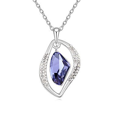 Damskie Geometric Shape Słodkie Style Naszyjniki z wisiorkami Biżuteria Naszyjniki z wisiorkami , Specjalne okazje