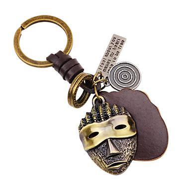 Anahtarlık Oyuncaklar Anahtarlık Metal 1 Parçalar Unisex Yılbaşı Sevgililer Günü Hediye