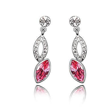 Pentru femei Cristal Personalizat Γεωμετρικά Modă Euramerican Bijuterii Pentru Nuntă Petrecere Zi de Naștere