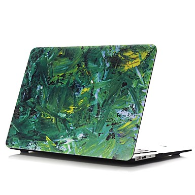 MacBook Θήκη για Ελαιογραφία PVC Υλικό Νέο MacBook Pro 15'' Νέο MacBook Pro 13'' MacBook Pro 15 ιντσών MacBook Air 13 ιντσών MacBook Pro