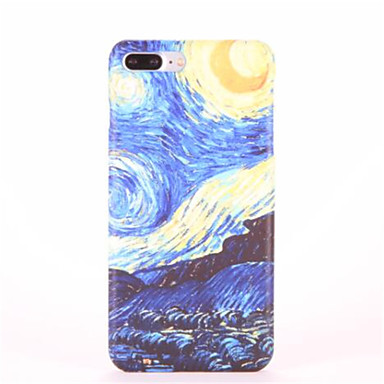 Pentru Model Maska Carcasă Spate Maska Decor Greu PC pentru Apple iPhone 7 Plus iPhone 7 iPhone 6s Plus iPhone 6 Plus iPhone 6s iphone 6