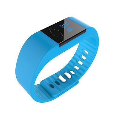Slimme armbandWaterbestendig Lange stand-by Verbrande calorieën Stappentellers Logboek Oefeningen Sportief Touch Screen Afstandsmeting