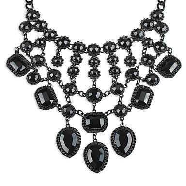 Damskie Pasemka Naszyjniki Osobiste euroamerykańskiej minimalistyczny styl Biżuteria Na Ślub Impreza 1szt