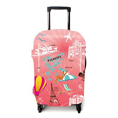 غطاء حقائب السفر اكسسوارات السفر إلى البوليستر
