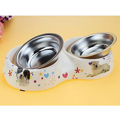 Τσάι κατοικίδιων ζώων τροφοδότες σκυλιών&Σίτιση κοκκινίζω ροζ μπλε