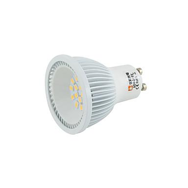 1pc 5 W 330-380 lm E14 / GU10 / B22 LED reflektori 15 2835 LED zrnca SMD 2835 Toplo bijelo / Hladno bijelo / Prirodno bijelo 12 V / 85-265 V / 1 kom.