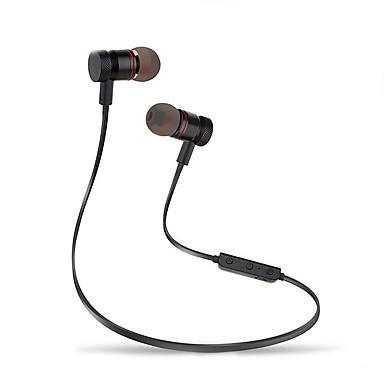 M9 μαγνητικό ακουστικό Bluetooth ακουστικό μείωσης θορύβου ακουστικά και μικροφώνου ιδρώτα στερεοφωνικό ακουστικό bluetooth ακουστικό