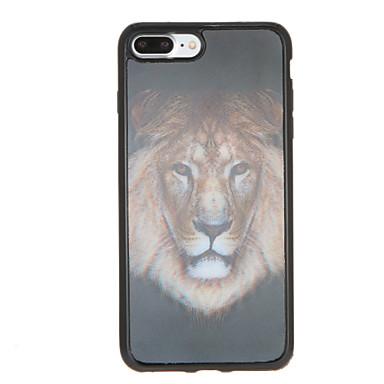 Pentru Model Maska Carcasă Spate Maska Animal Moale TPU pentru AppleiPhone 7 Plus iPhone 7 iPhone 6s Plus iPhone 6 Plus iPhone 6s iphone
