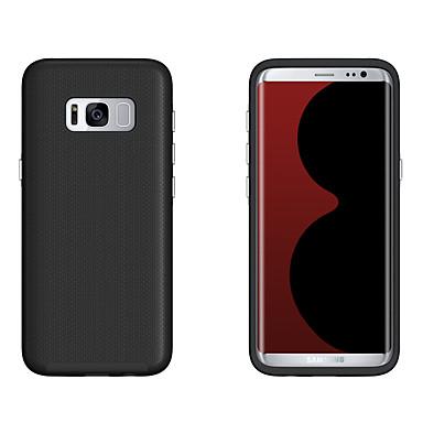 Maska Pentru Samsung Galaxy S8 Plus S8 Anti Șoc Capac Spate Culoare solidă Greu PC pentru S8 Plus S8 S7 edge S7 S6 S5