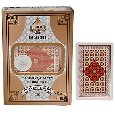 Poker Neuheiten & Gag-Spielsachen Quadratisch Plastik