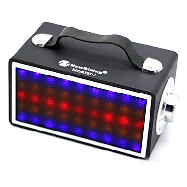 Fabryka OEM Bezprzewodowy/a Bezprzewodowe głośniki Bluetooth Lampka LED Wsparcie FM Mini