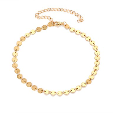 cheap Necklaces-Women's Synthetic Diamond Choker Necklace Star Unique Design Bikini Alloy Gold Silver Necklace Jewelry For Wedding Party Daily Casual