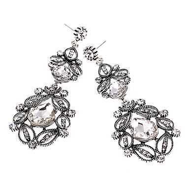 Pentru femei Cercei Set Cristal La modă Personalizat Euramerican stil minimalist Aliaj Bijuterii Pentru Nuntă Petrecere Zi de Naștere