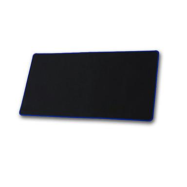 Duża czarna bez podkładki pod mysz