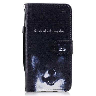 Maska Pentru Huawei Honor 7 Huawei P9 Lite Huawei Y560 Huawei Honor 5C Huawei Titluar Card Portofel Cu Stand Întoarce Model Carcasă