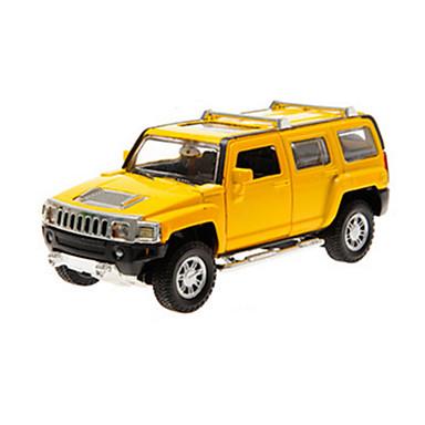 Speelgoedauto's Modelauto Racewagen Automatisch Terugtrekvoertuigen Simulatie Unisex