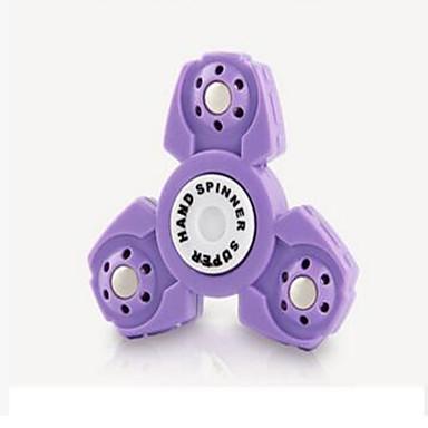 Fidget spinner -stressilelu hand Spinner Korkea nopeus Lievittää ADD, ADHD, ahdistuneisuus, Autism Office Desk Lelut Focus Toy Stressiä