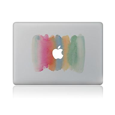 1 kpl Kalvotarra varten Naarmunkestävä Öljymaalaus Kuviointi PVC MacBook Pro 15'' with Retina MacBook Pro 15 '' MacBook Pro 13'' with